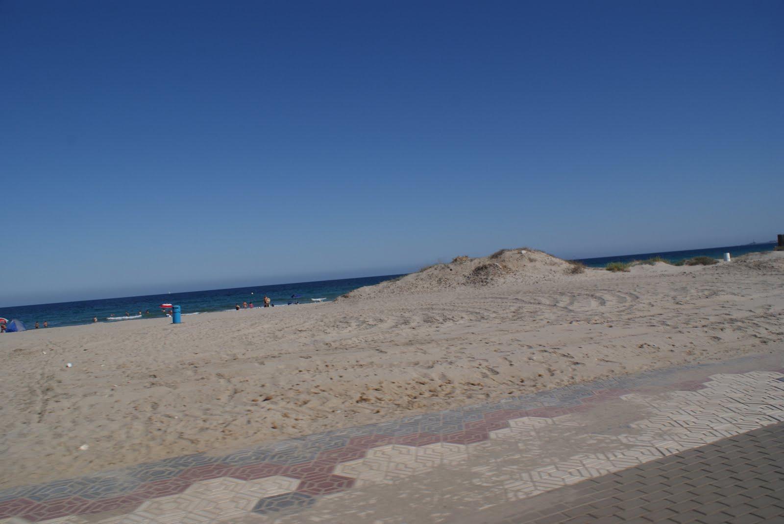 Playa Pudrimel del Mar Menor