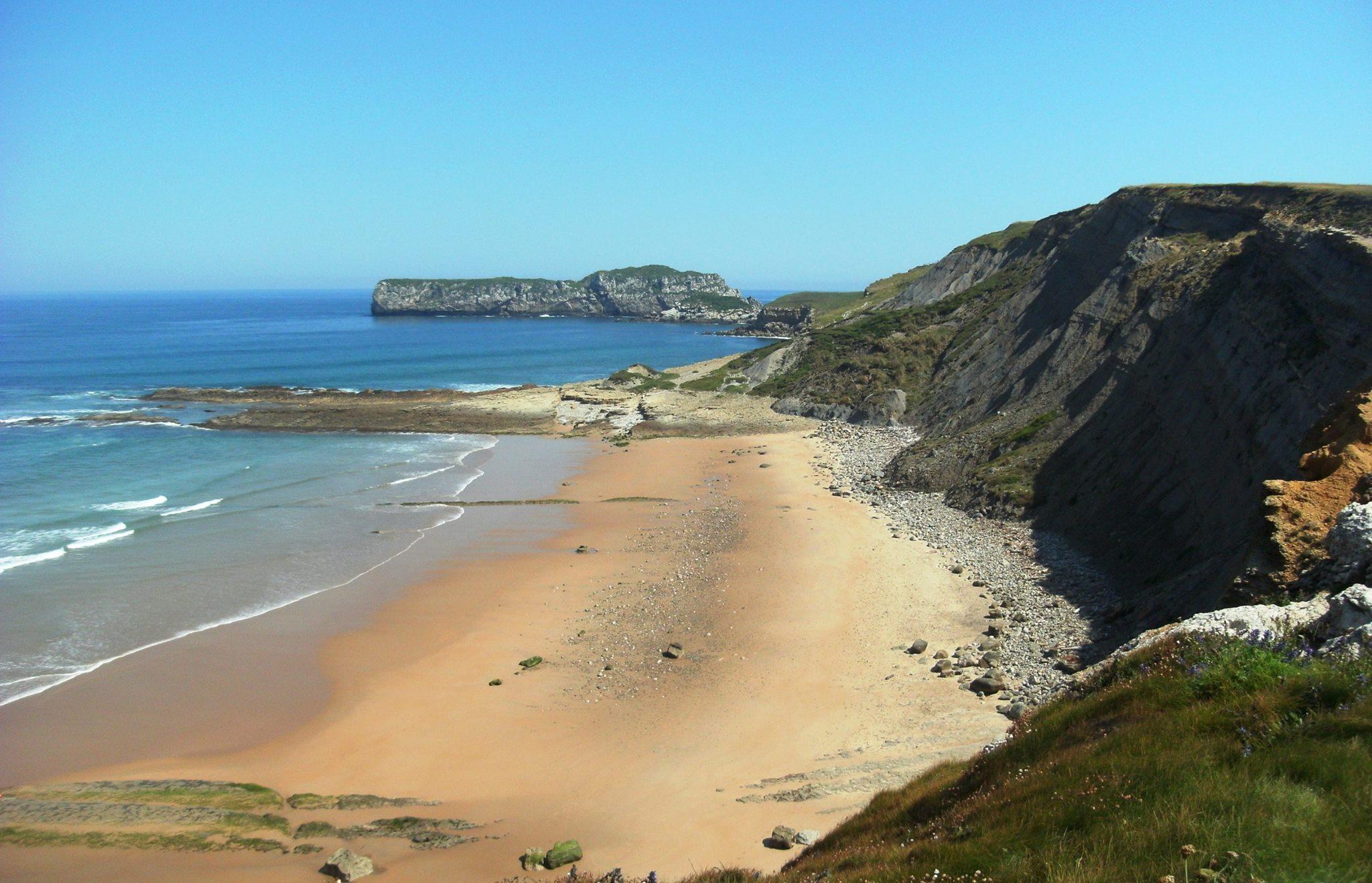 Foto playa Punta el Bolondo.