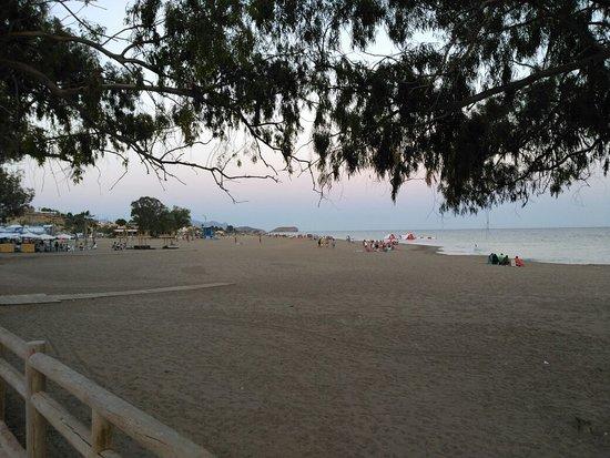 Foto playa Bolnuevo.