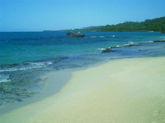 Foto playa El Rincón.