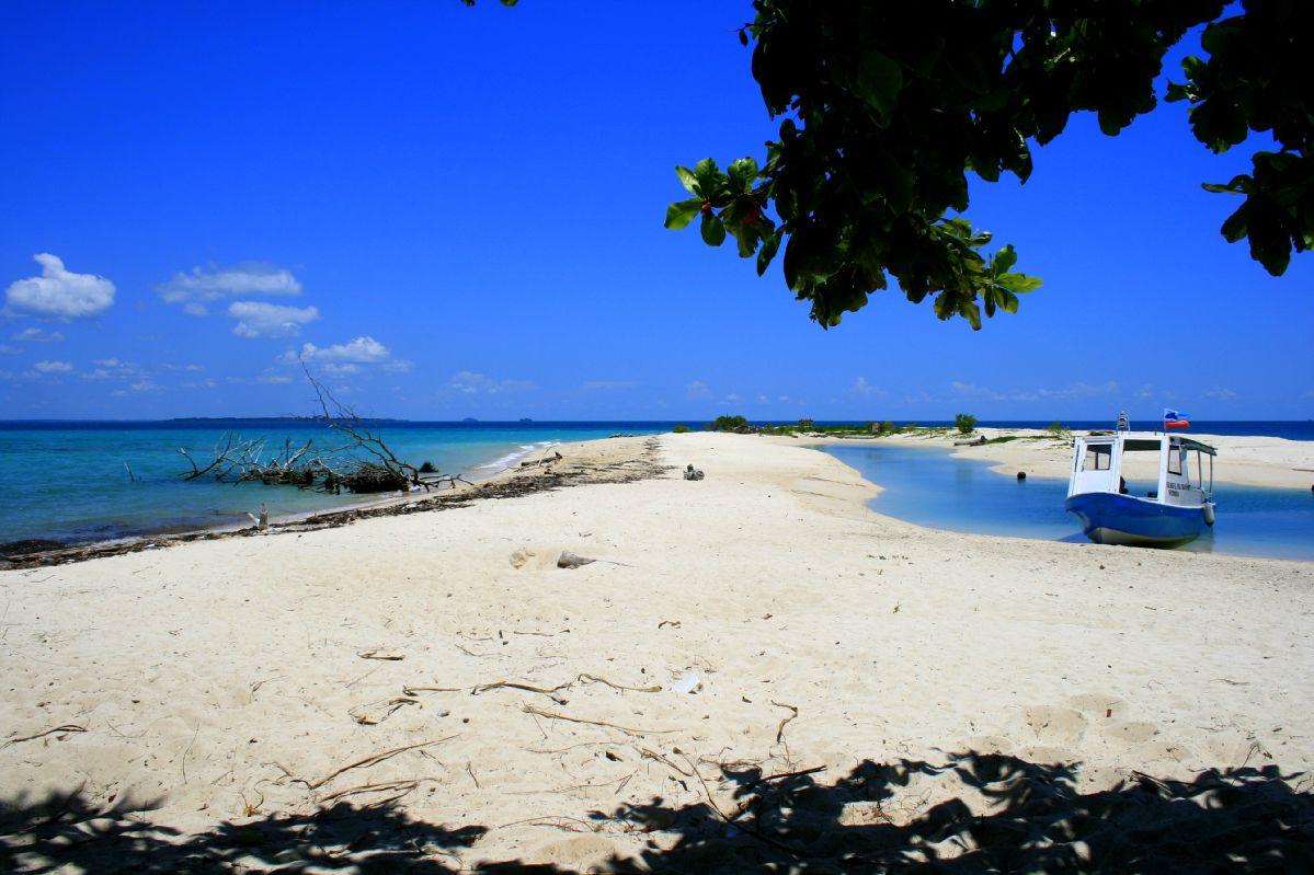 Foto playa La Isla.
