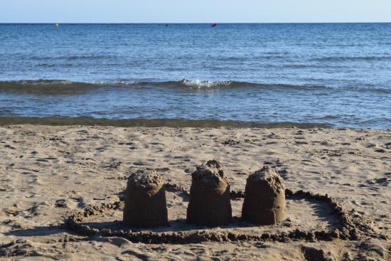 Foto playa La Pava.