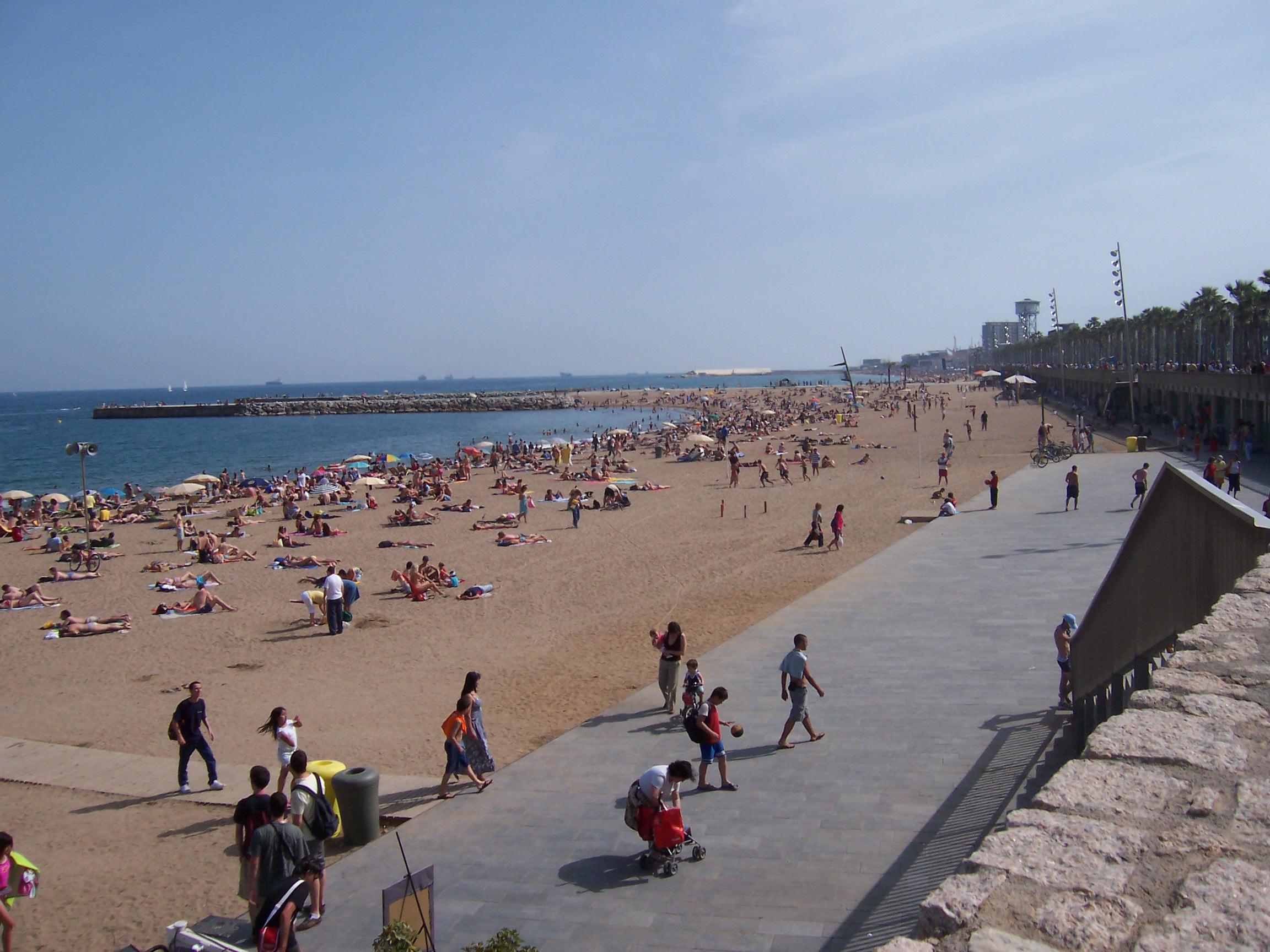 Playa Las Chapas