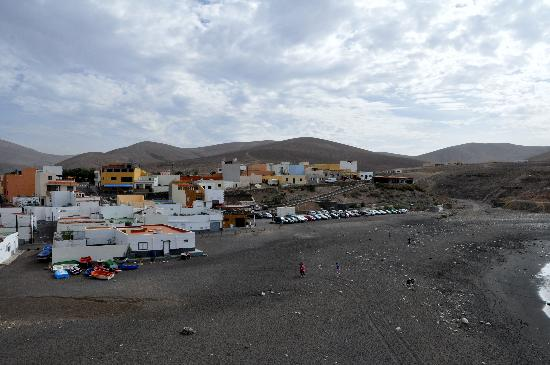 Foto playa Negra.