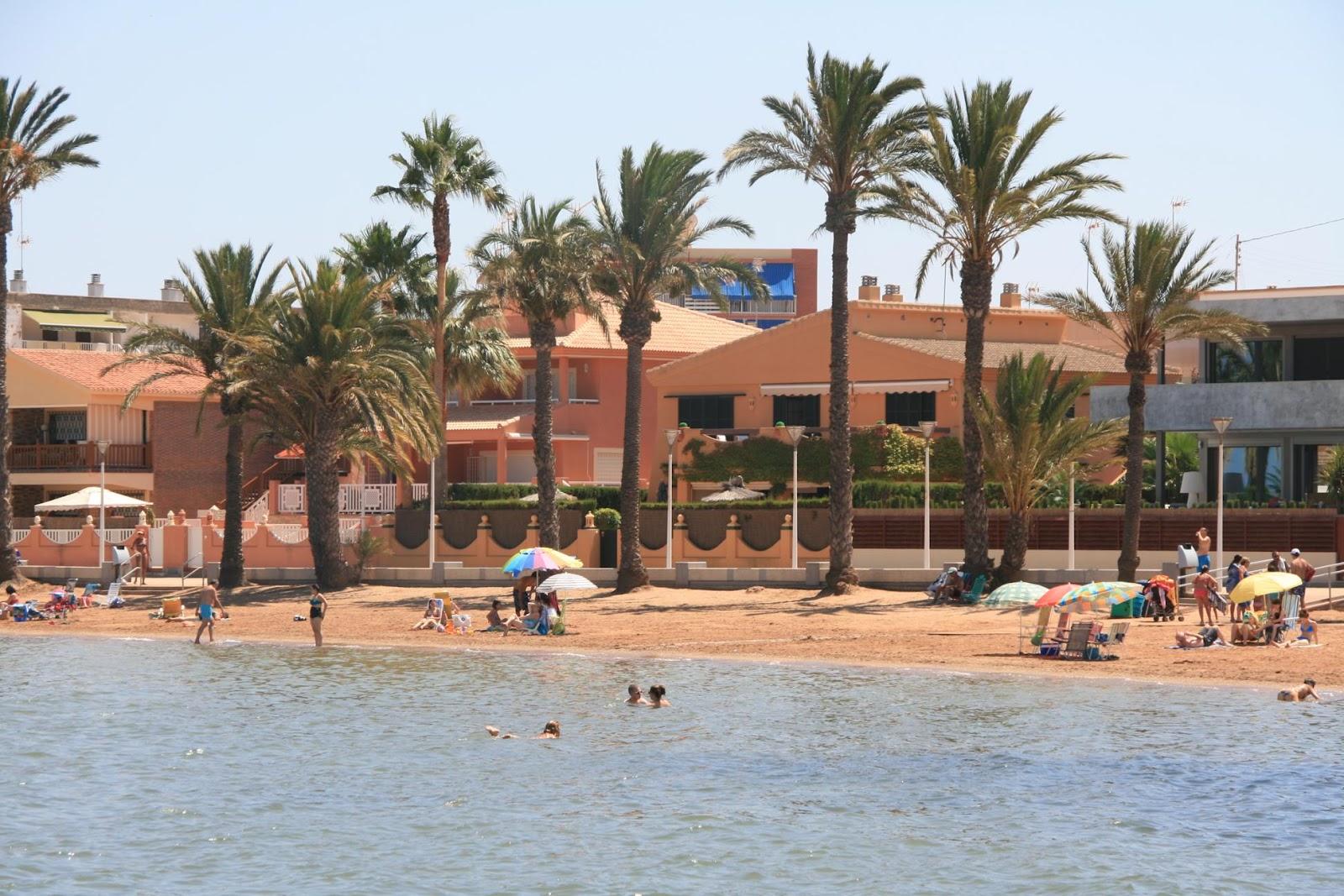 Playa Islas Menores