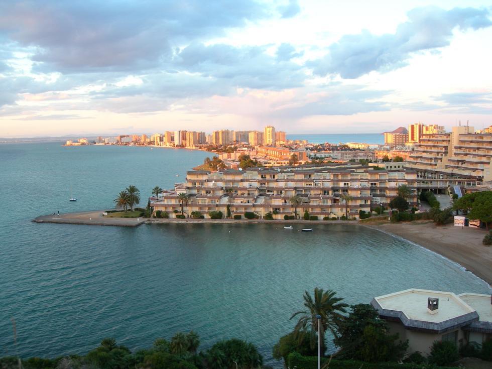 Foto playa Cala del Pino.