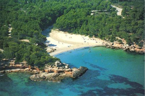 Foto playa Cala del Barco.