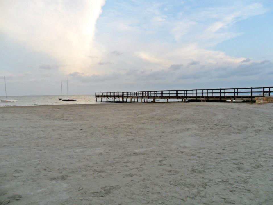 Foto playa La Gola.