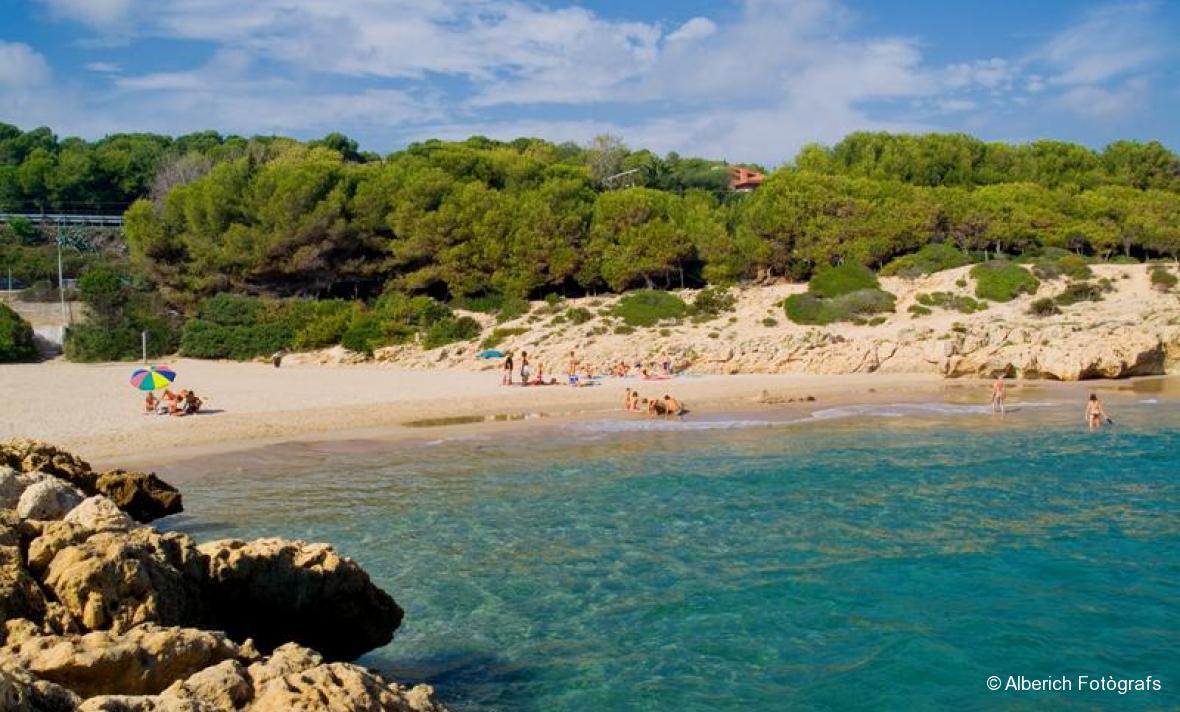 Playa Cala Aguilar