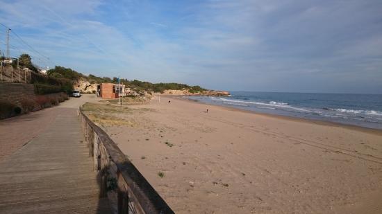 Foto playa Cala Bolete Grande.