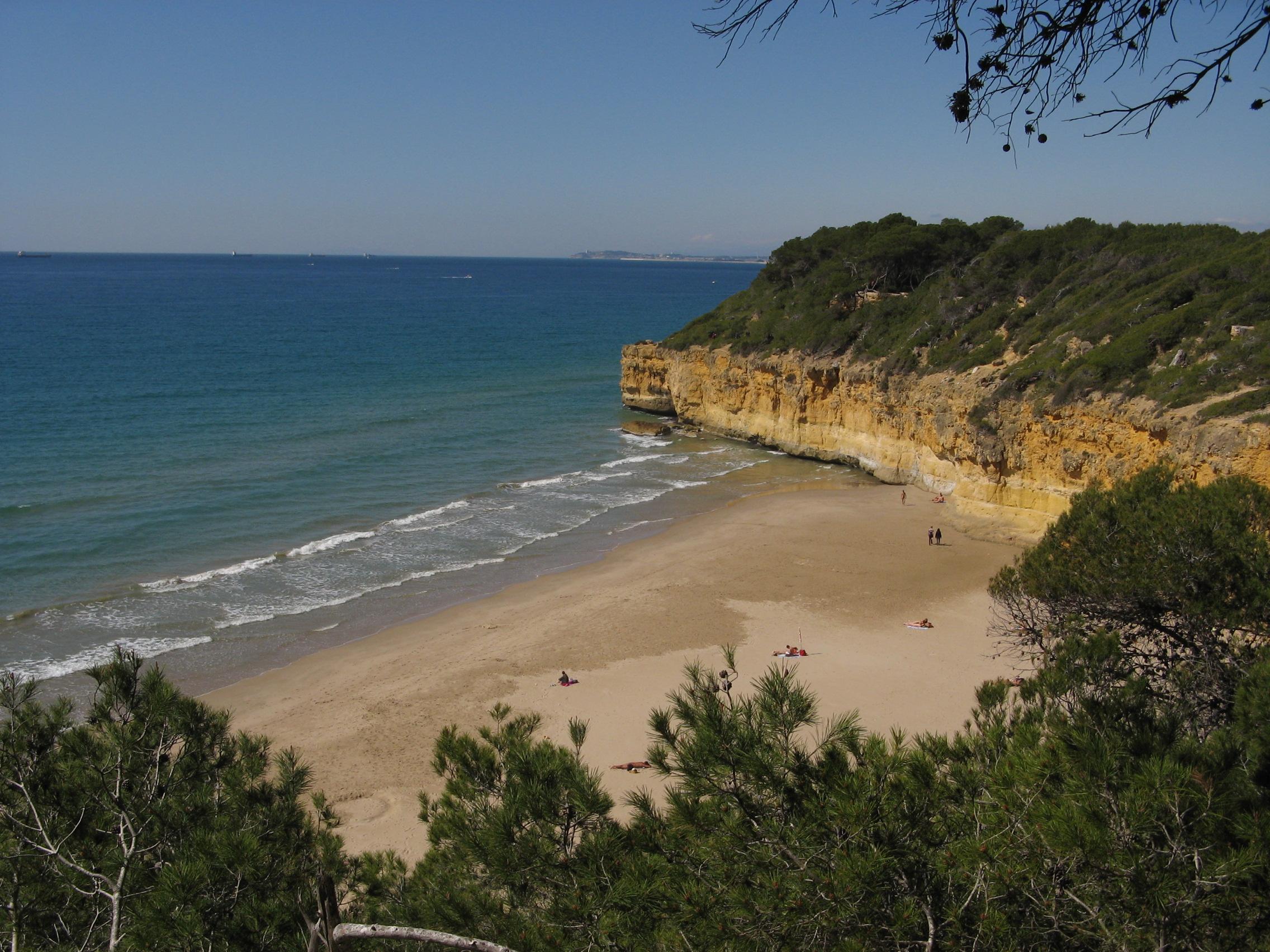 Playa Cala Botella