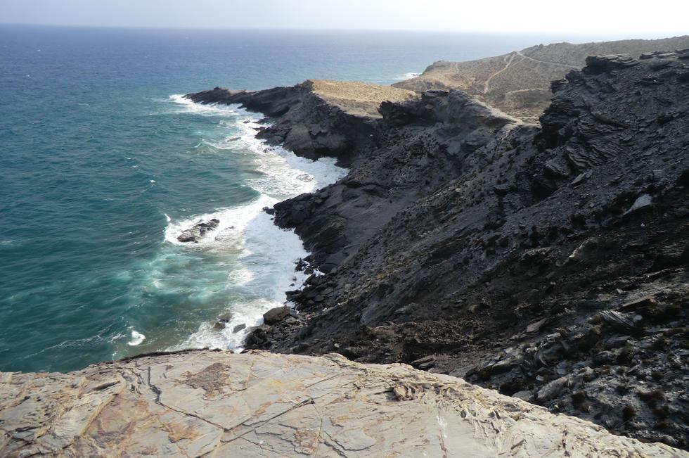 Foto playa Cala de los Dentones.