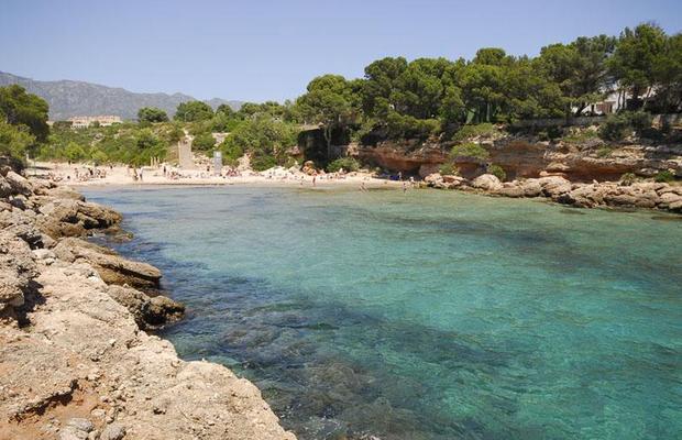 Foto playa Cala del Gallito.