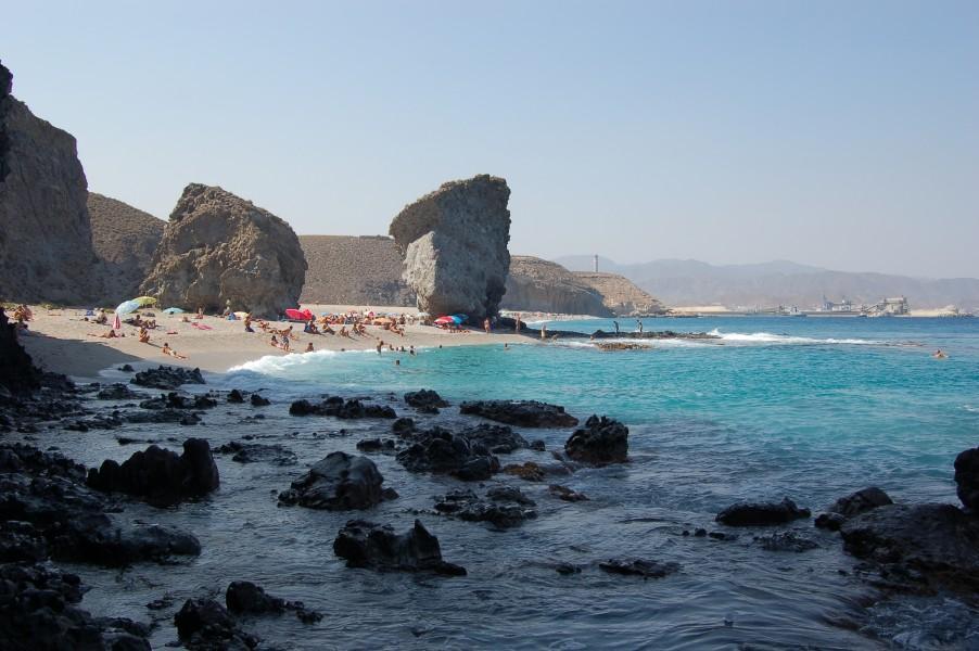 Foto playa Cala del Muerto.