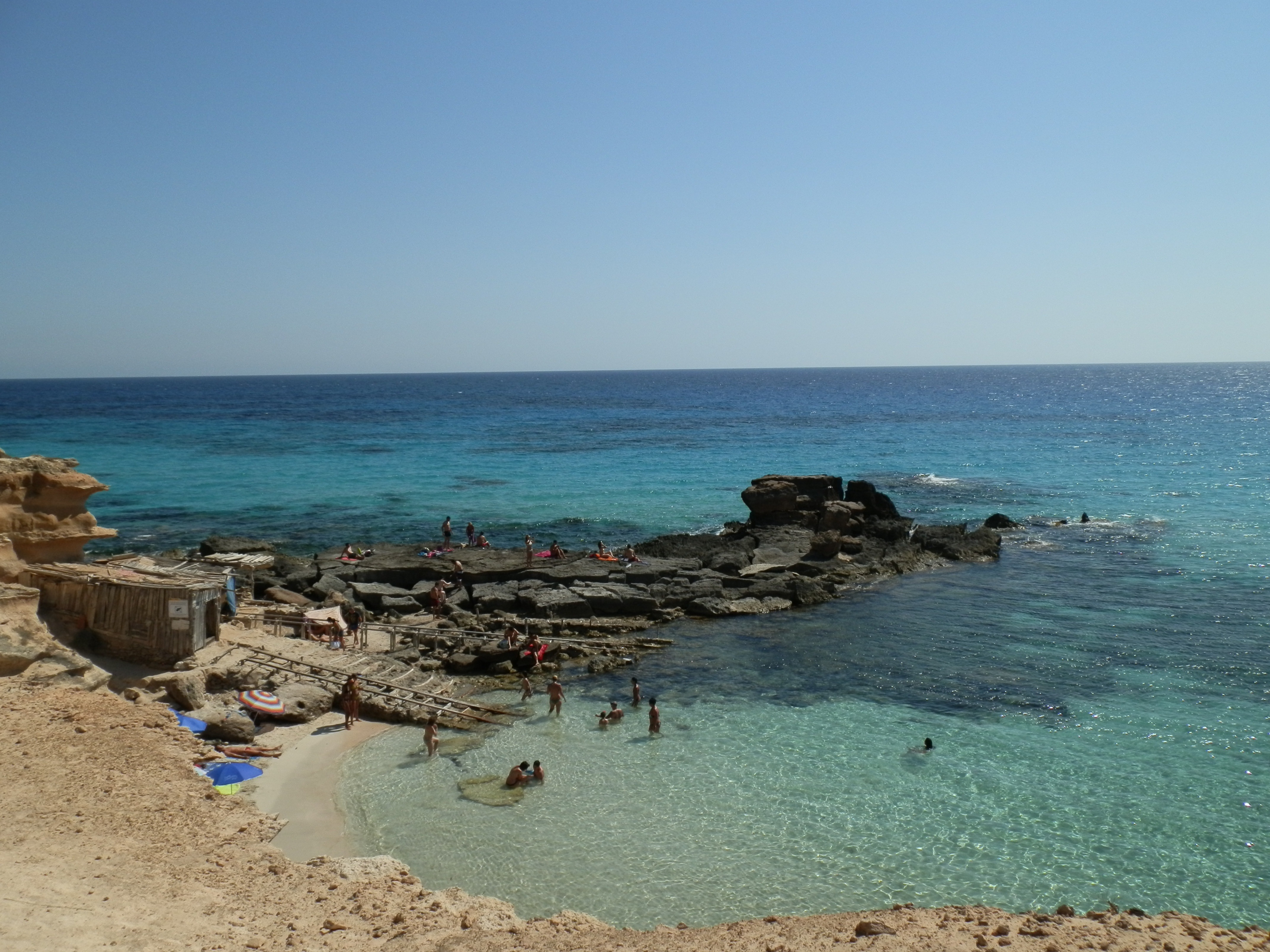 Playa Cala del Muerto