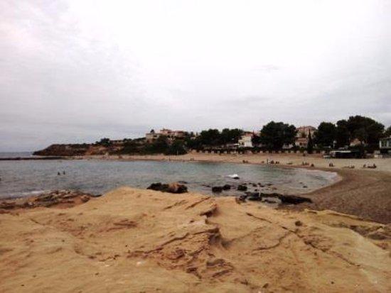 Foto playa Cala Reona.