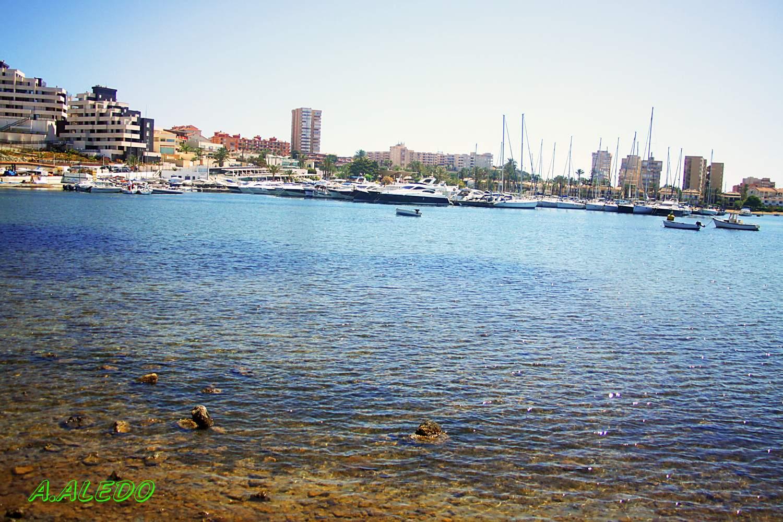Foto playa Isla del Ciervo.