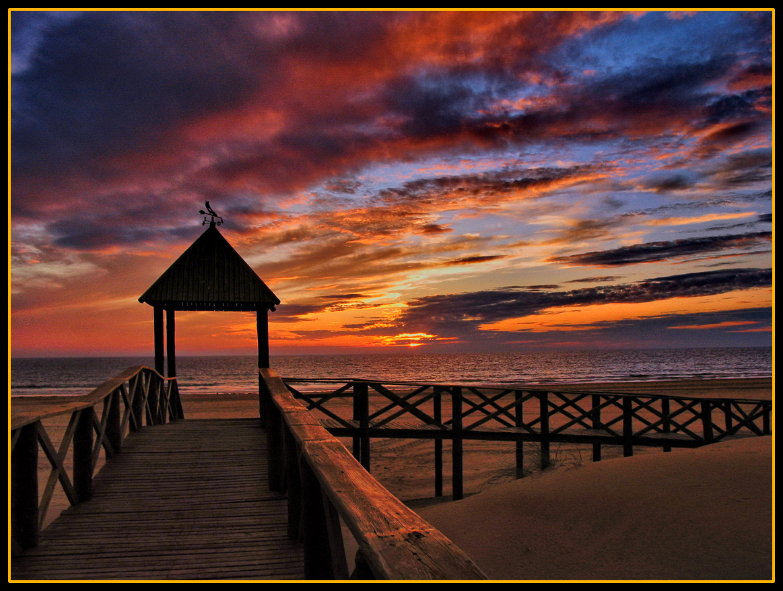 Playa El Chato / Urrutia