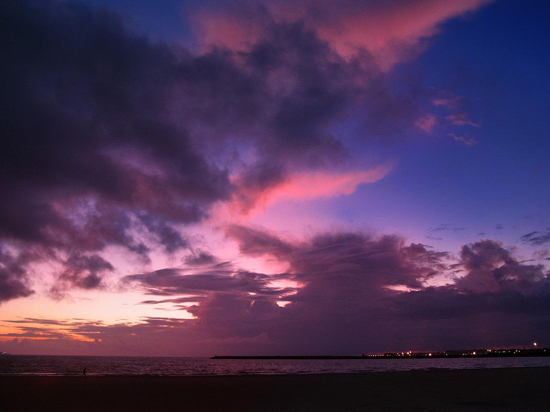 Foto playa Playa de Levante / Los Toruños. Playa de Valdelagrana. Valdelagrana Beach.