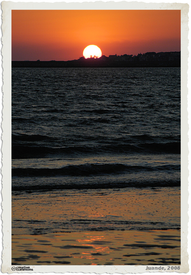 Foto playa Valdelagrana. Fotos que nadie antes hizo 1