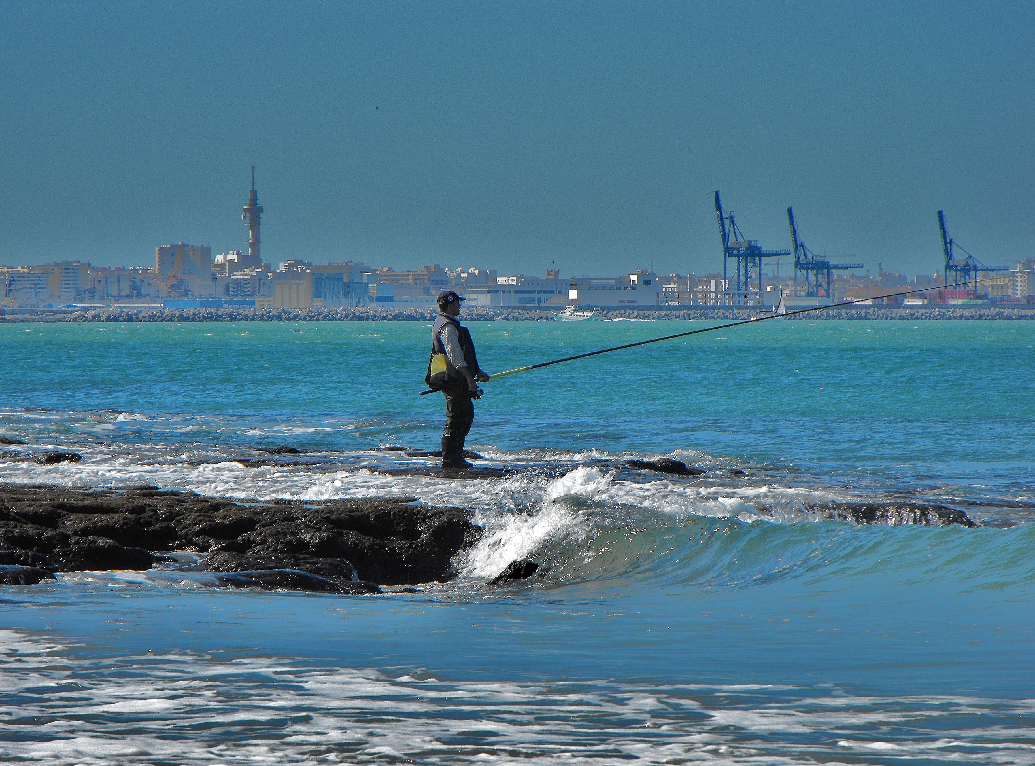 Foto playa La Calita. **_Bye Stress, bye_**