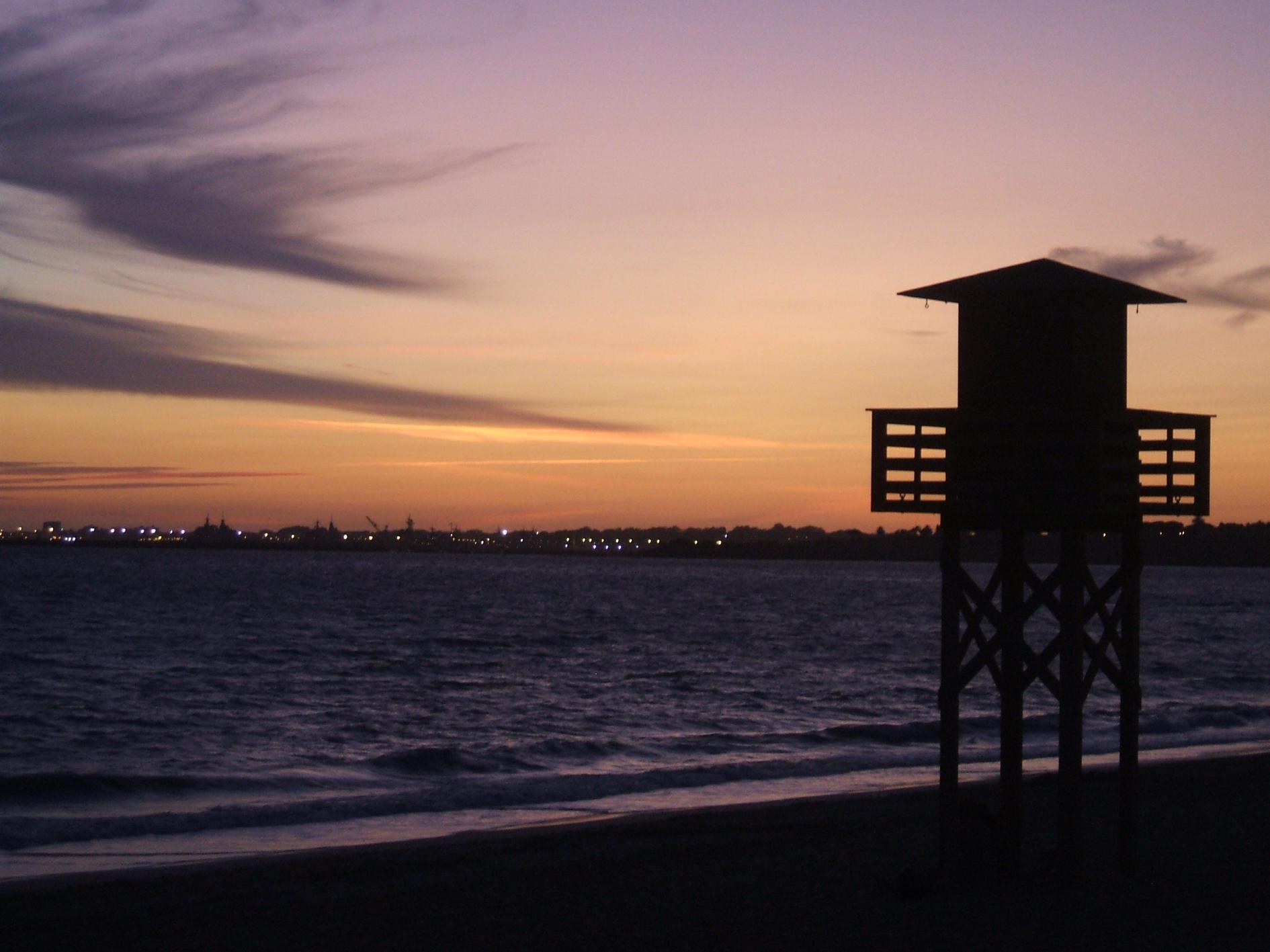 Playa Fuentebravía