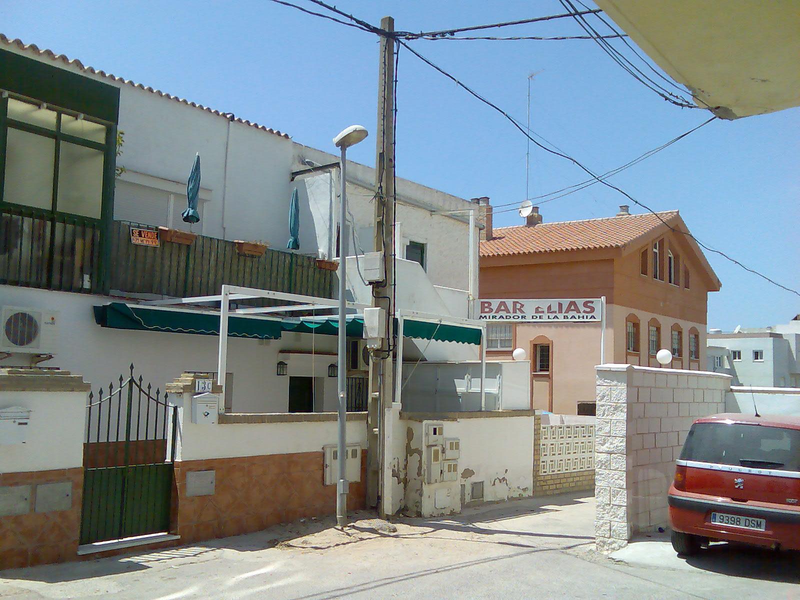 Foto playa Fuentebravía. Bar Elías - Fuentebravía