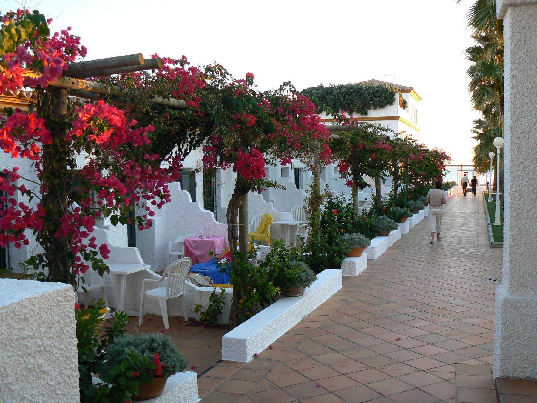 Foto playa Piedras Gordas / Los Corrales. Hotel Playa de la Luz
