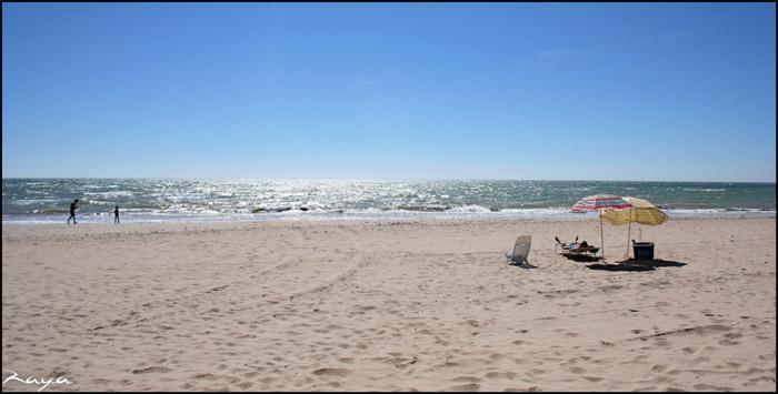 Playa Camarón / La Laguna