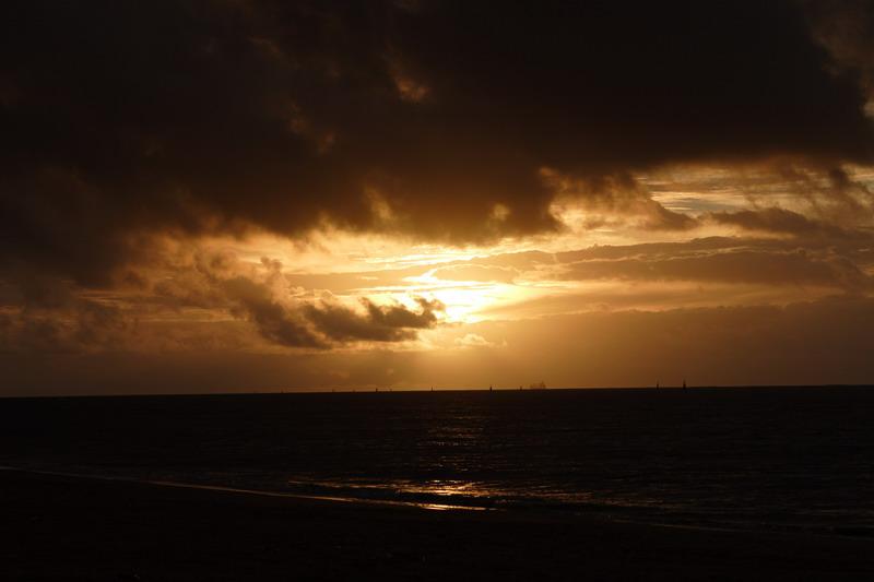 Playa La Calzada / El Hipódromo / Playa de Sanlúcar