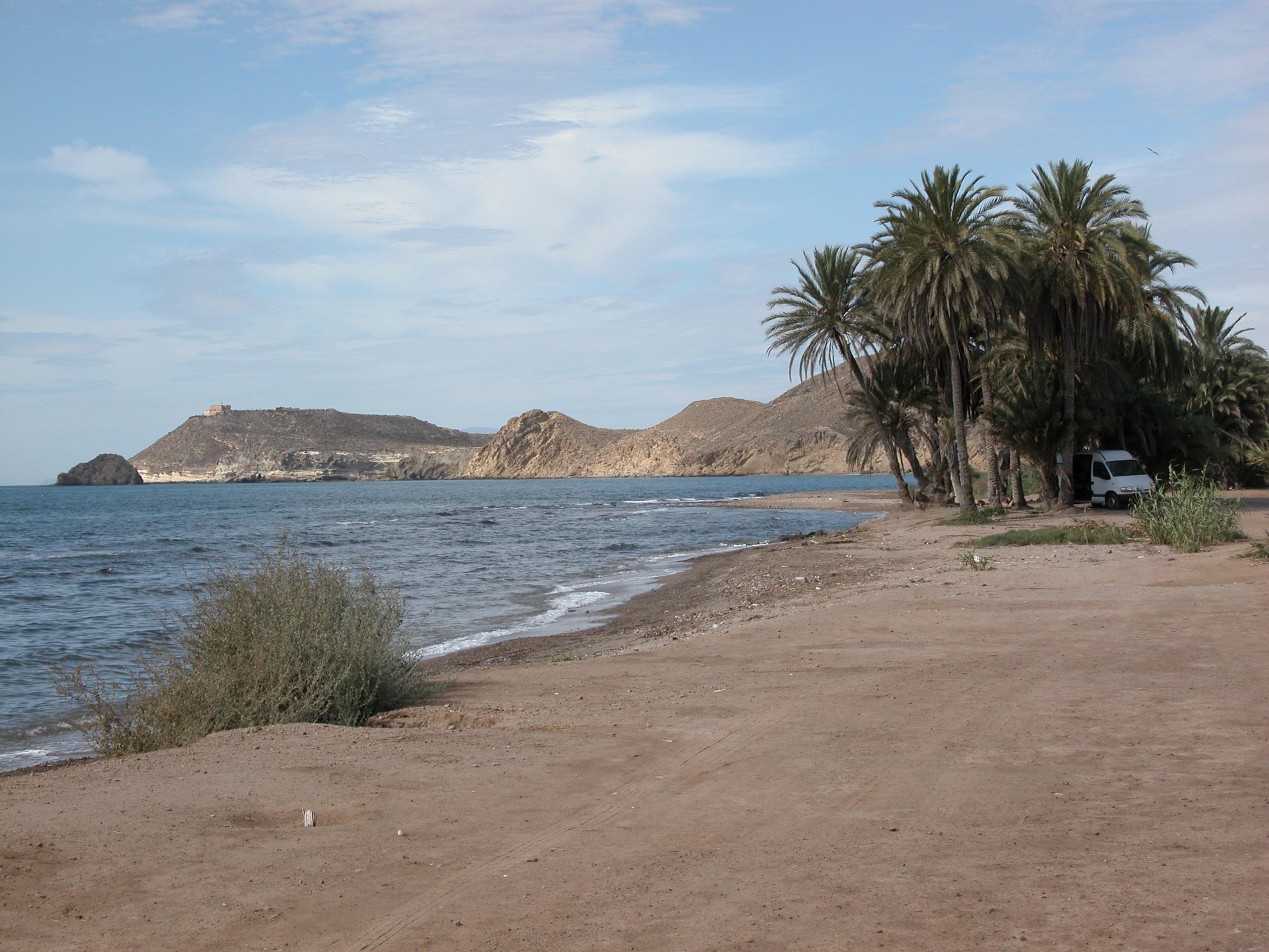 Playa Cala Cerrada / Cala de los Cocederos