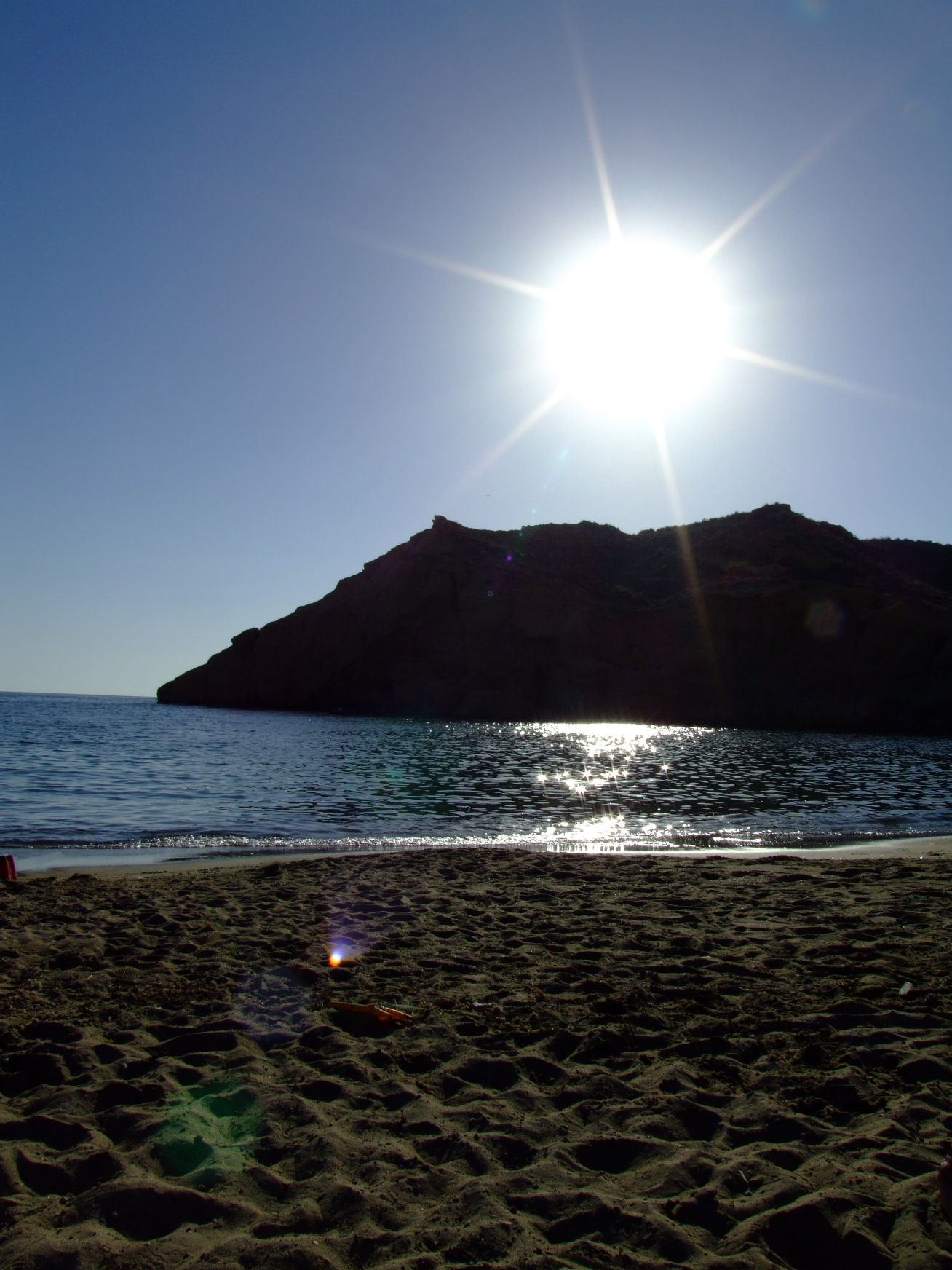 Foto playa Cala Cerrada / Cala de los Cocederos. Cocedores Beach