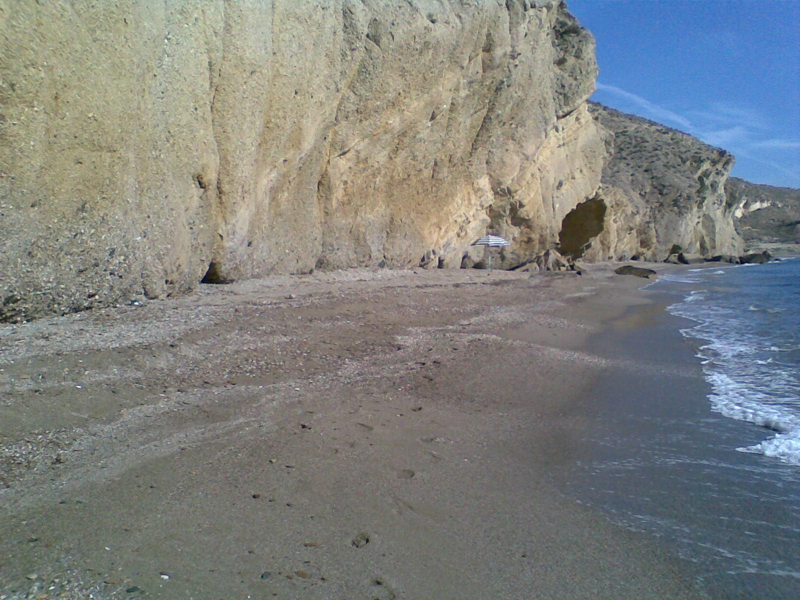 Foto playa La Carolina / Las Palmeras. Playa de modelos