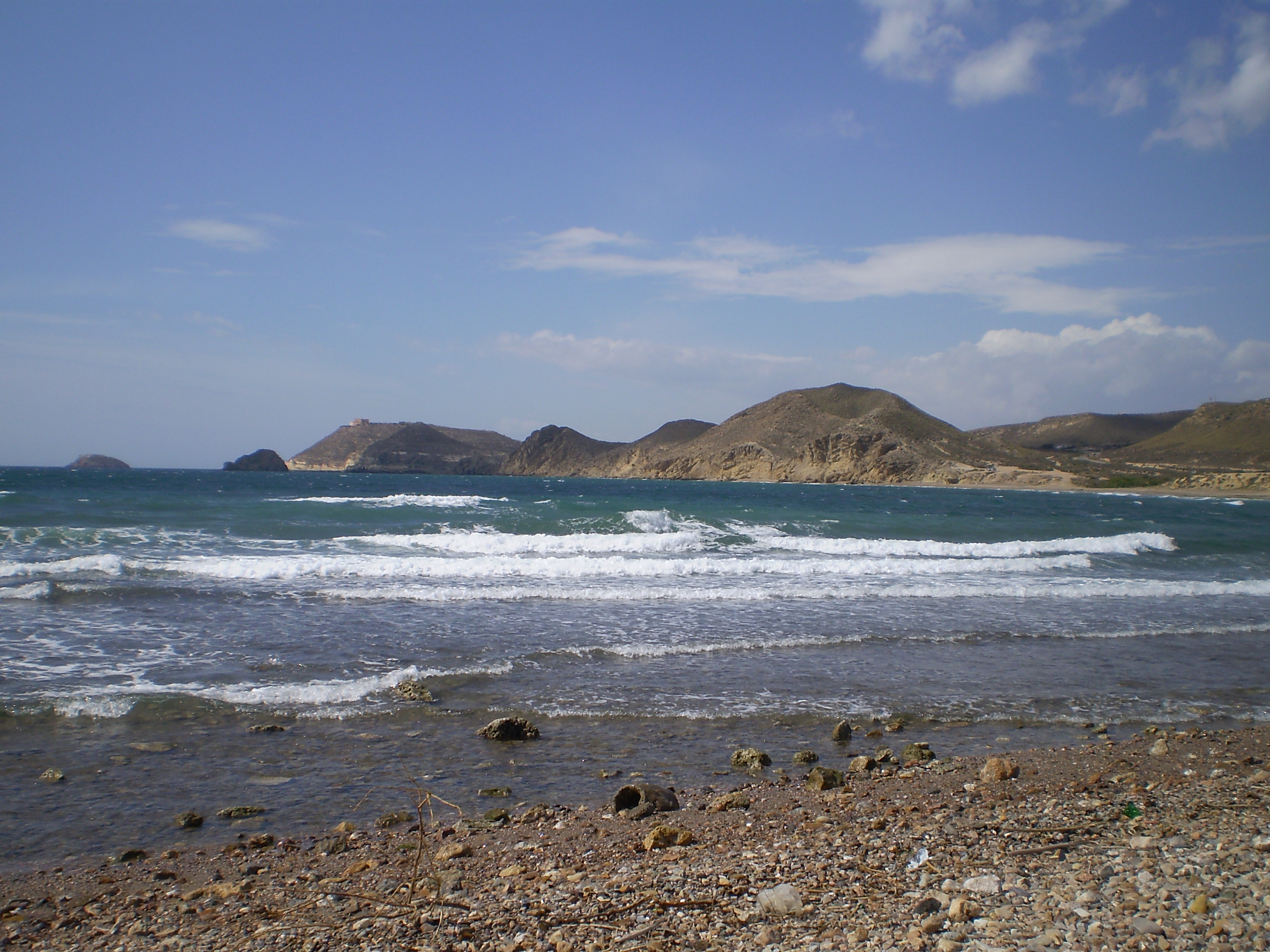 Foto playa La Carolina / Las Palmeras.