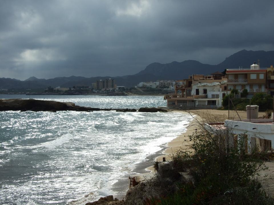 Foto playa Cala de la Tía Antonia. Los Terreros