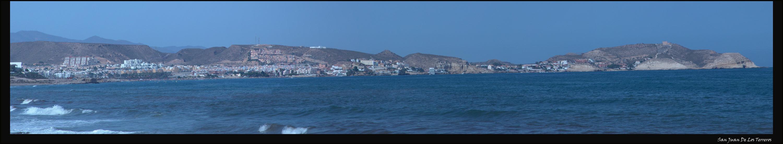 Foto playa Cala Panizo. San Juan De Los Terreros