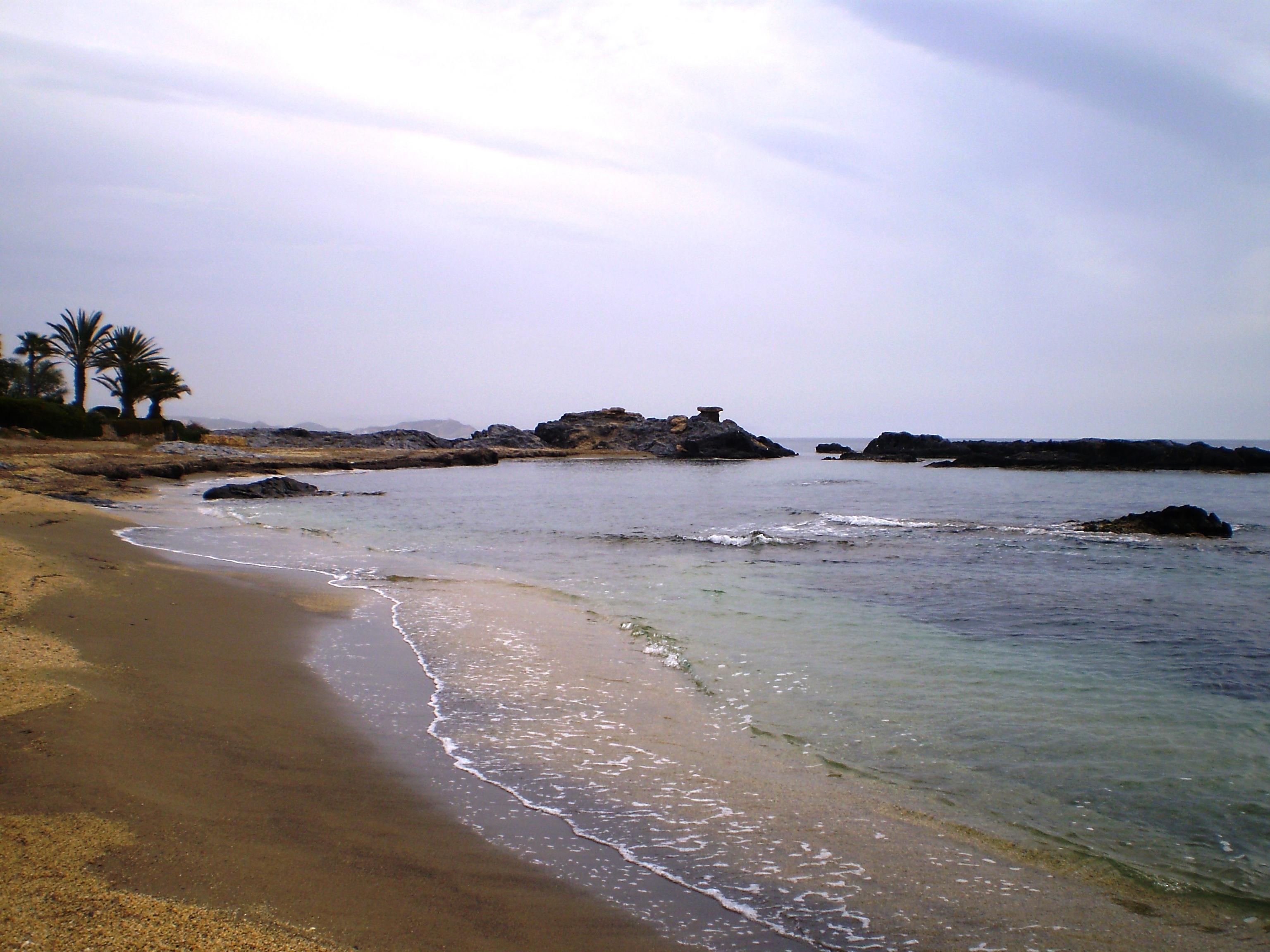 Foto playa Cabezo Negro.