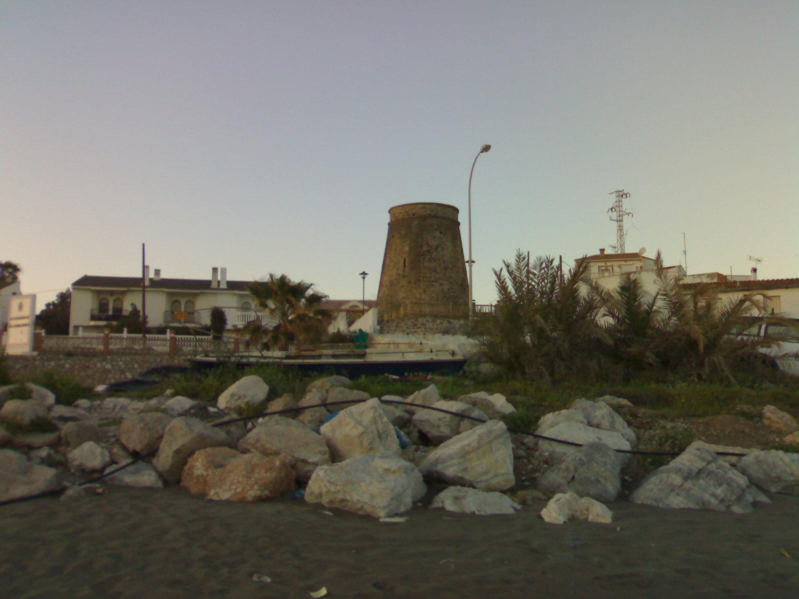 Foto playa Chilches.