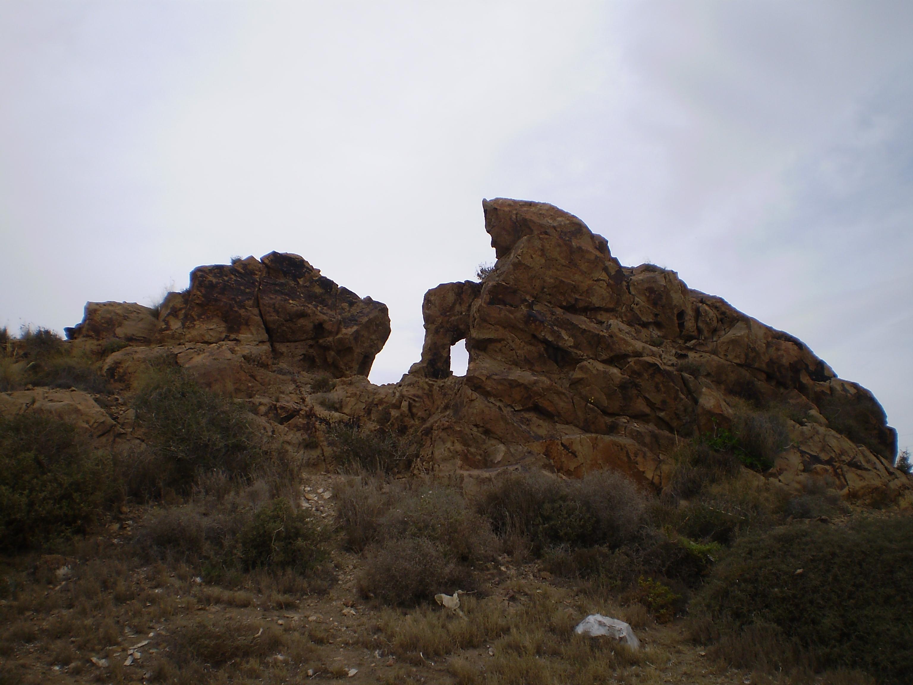 Foto playa El Calón.