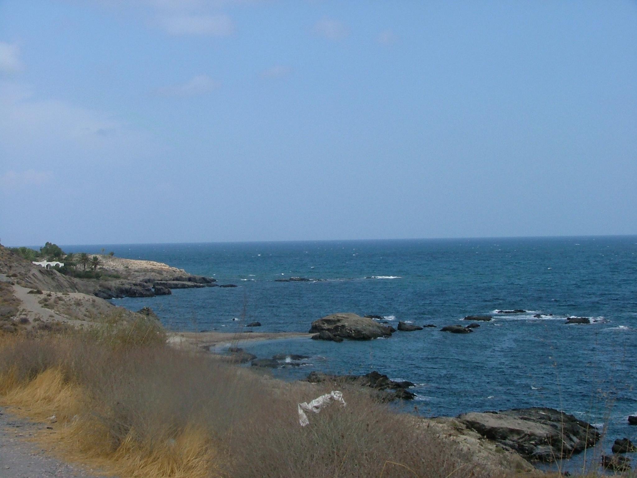 Foto playa Cala Cristal. Costa Blanco