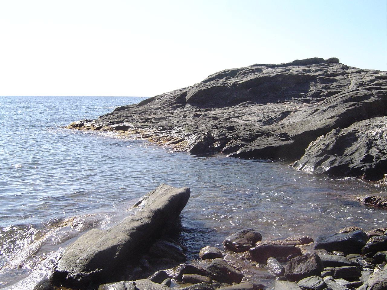 Foto playa Embarcadero Viejo. Cala solitaria