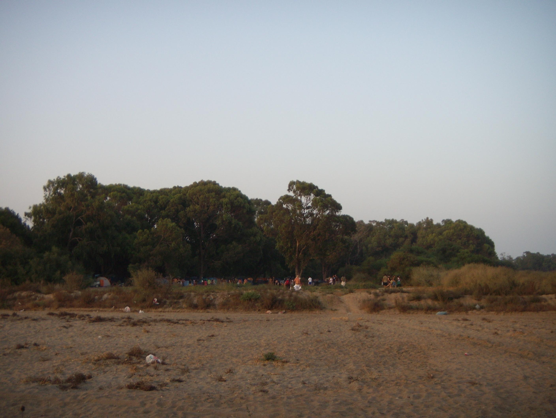 Foto playa Fábrica del Duro. Pinarfields 2007