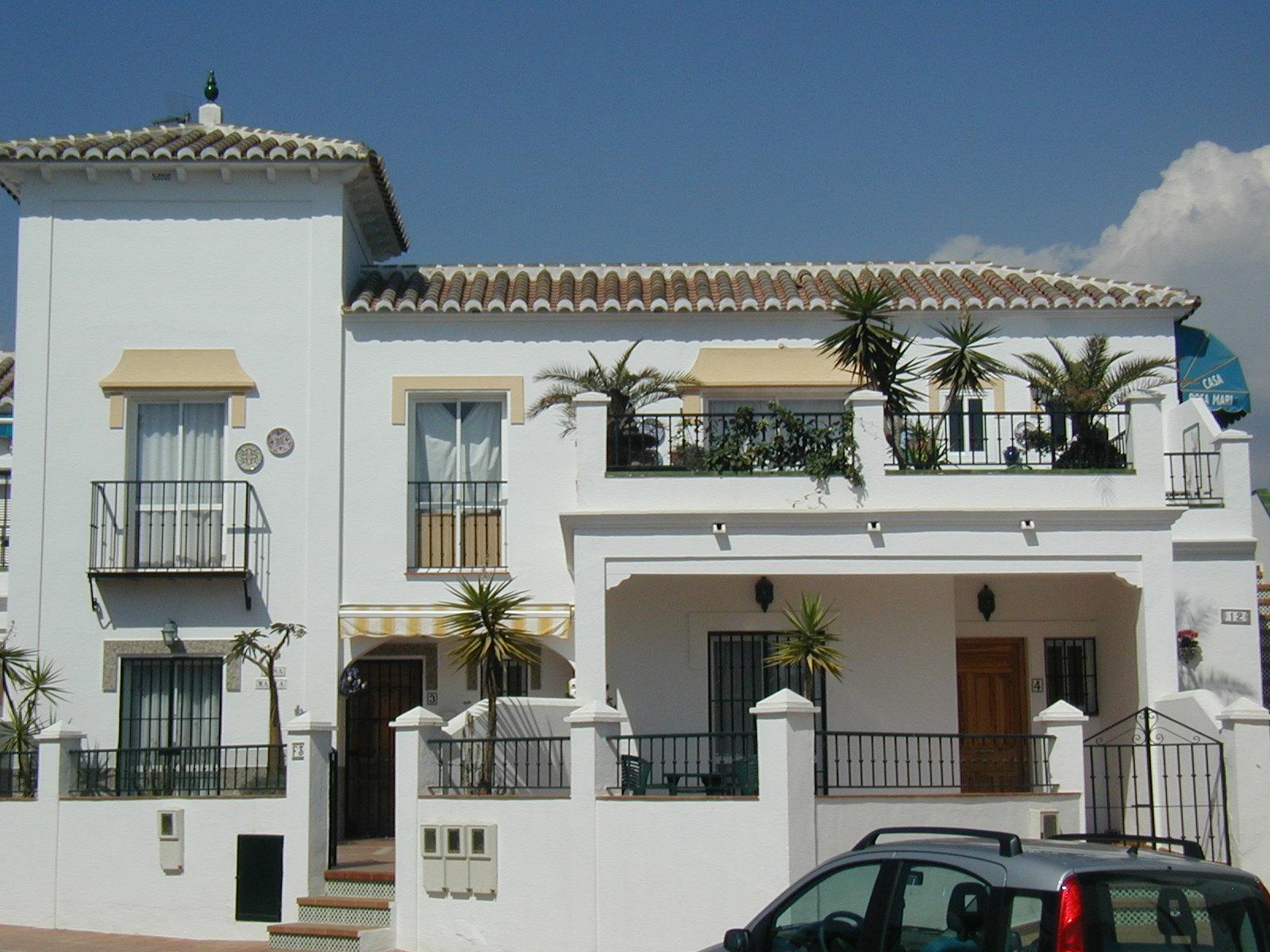 Foto playa El Playazo. Casa Nuestro Sueño (www.casans.nl)