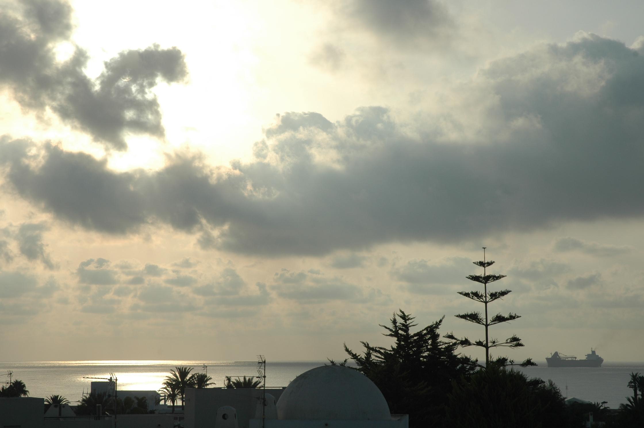 Foto playa Puerto Rey. Garrucha - Almeria