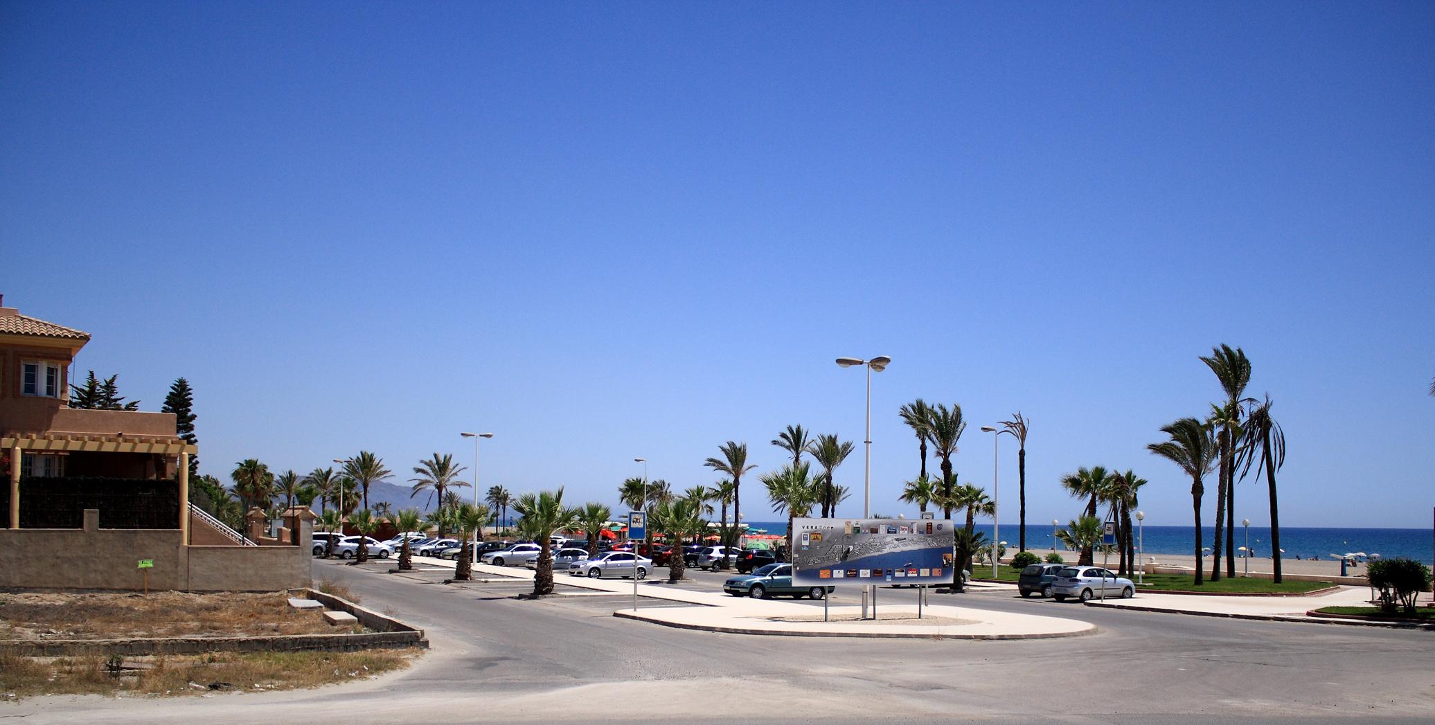 Foto playa Las Marinas-Bolaga / Las Marinas / Maricielo. Las Marinas de Vera