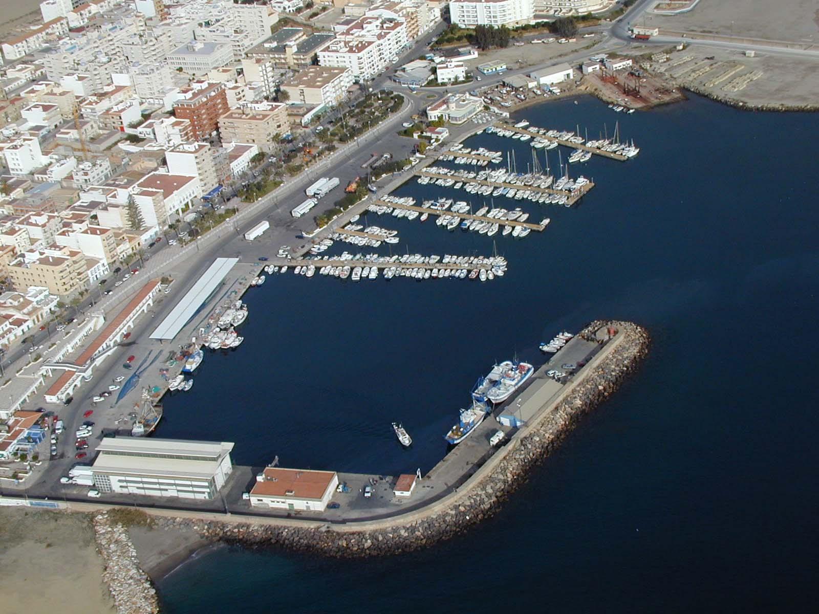 Foto playa Las Marinas-Bolaga / Las Marinas / Maricielo. HARB001