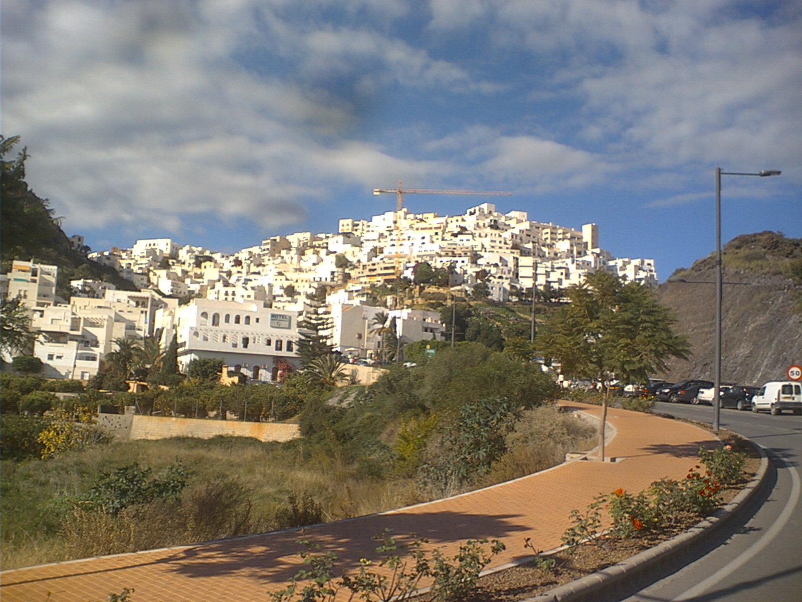 Foto playa Marina de la Torre. Mojácar