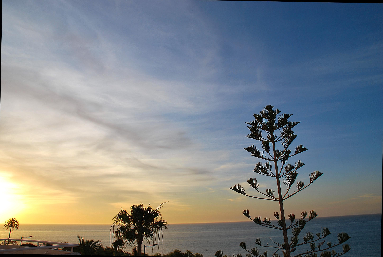 Foto playa Bordenares. Amanecer en Mojácar, playa