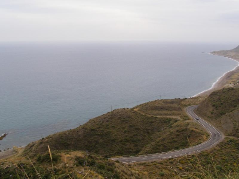 Foto playa El Algarrobico. Costa de Almería-Carboneras (Almería)