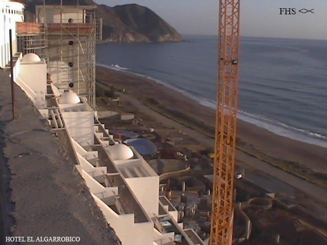 Foto playa El Algarrobico. algarrobico